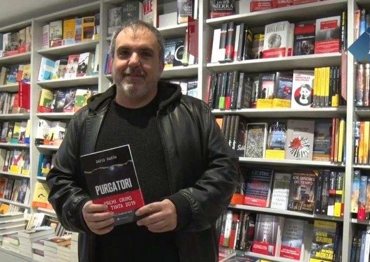 """Balaguer i la Vall Fosca, escenaris de la novel·la """"Purgatori"""" de David Marín"""