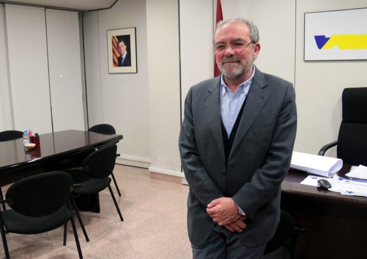 Reñé fa efectiva la renúncia a la presidència del PDeCAT a Lleida i l'assumeix provisionalment la direcció nacional