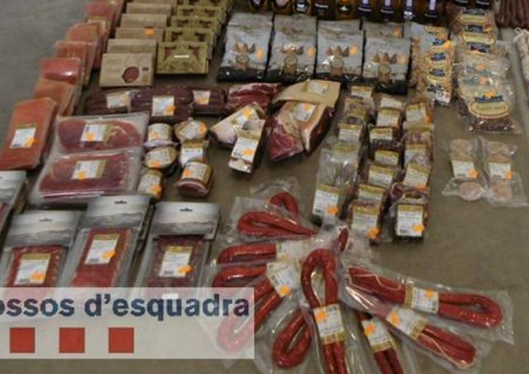 Els Mossos detenen dos lladres de Balaguer gràcies a Facebook