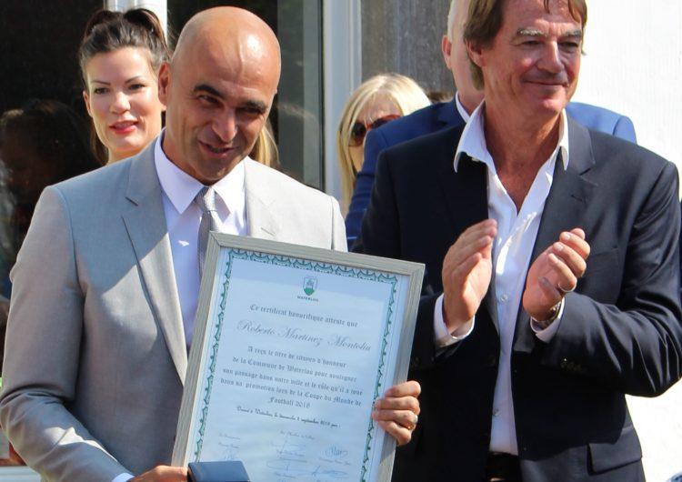 L'ajuntament de Waterloo nombra 'ciutadà d'honor' el balaguerí Robert Martínez