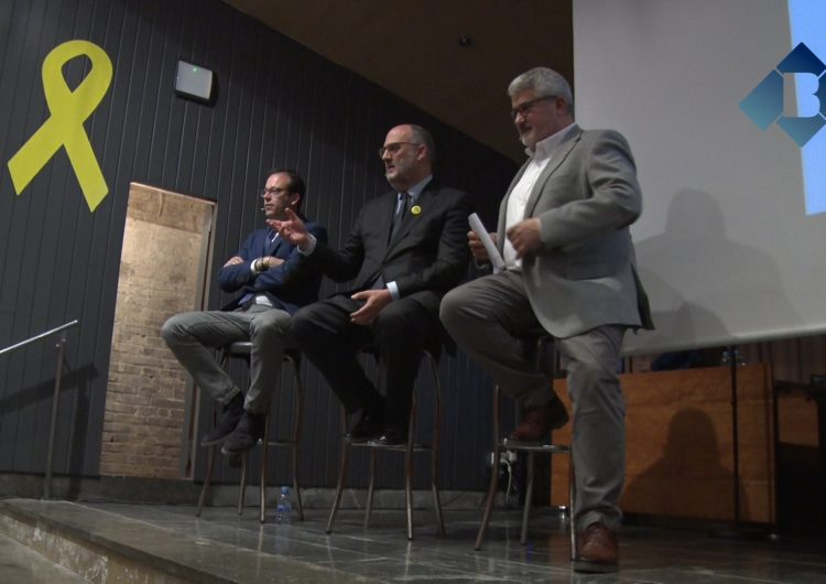 Presentació de Josep Maria Roigé com a candidat de Junts per Balaguer a les Municipals