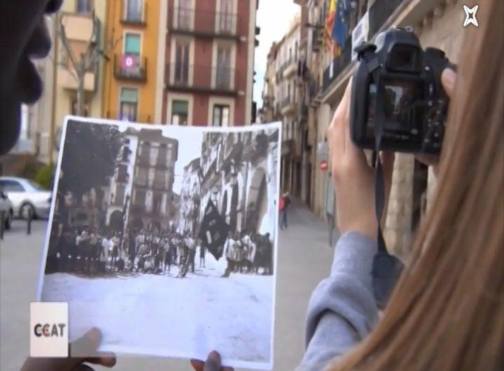 """L'exposició """"Remira! Imatges joves de la Guerra Civil a Balaguer"""" dels alumnes de l'INS Ciutat de Balaguer, a Connecti.cat"""