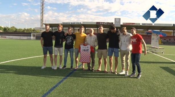 El CF Balaguer renova vuit jugadors de la plantilla de la temporada passada