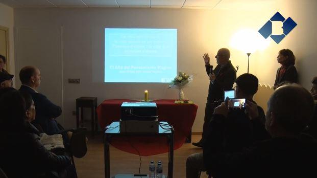 L'Associació Respira Terres de Lleida presenta el seu local de Balaguer