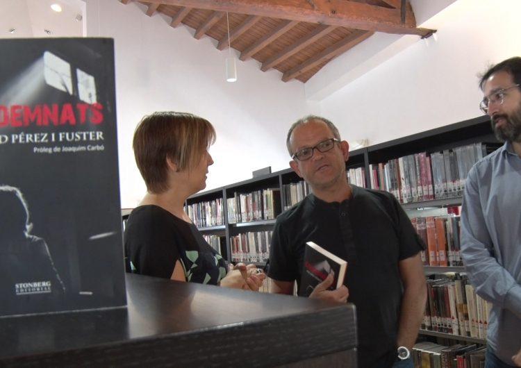 Ricard Pérez presentarà el seu llibre 'Condemnats' al Monestir de les Avellanes