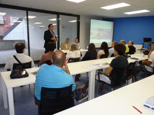 El CEI Balaguer clou el primer seminari de creació d'empreses