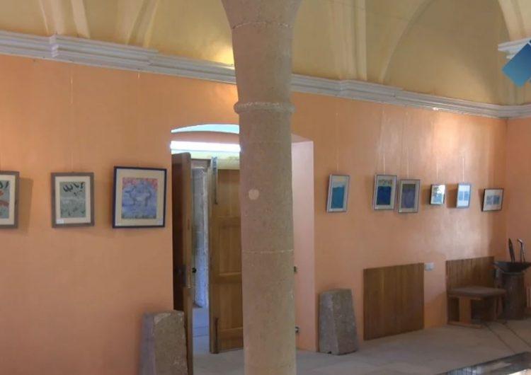 """La sala capitular del Monestir de les Avellanes acull l'exposició """"Mística"""" de Meritxell Muñoz"""