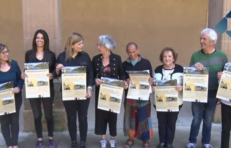 """Sant Llorenç acollirà l'esdeveniment de ioga solidari """"108 salutacions al sol"""""""
