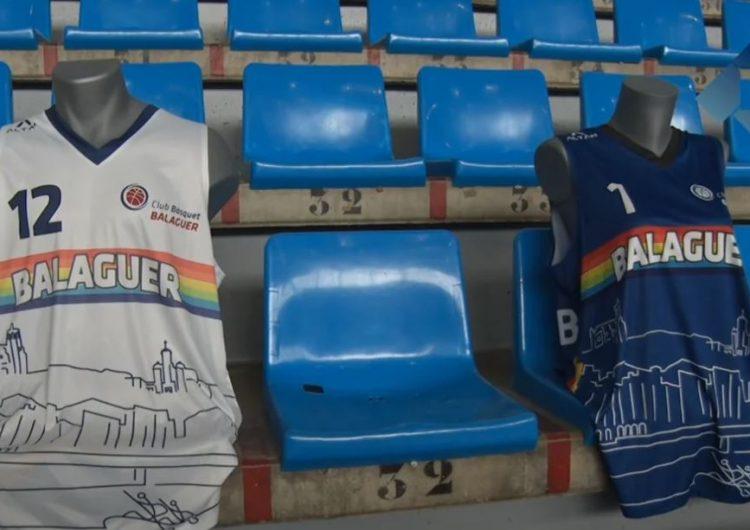 El CB Balaguer lluirà una samarreta a favor dels drets del col·lectiu LGTBI