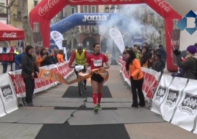 Sancho Ayala guanya la 29a Mitja Marató de Balaguer