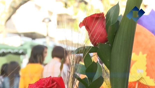 Sant Jordi d'art i cultura a Balaguer