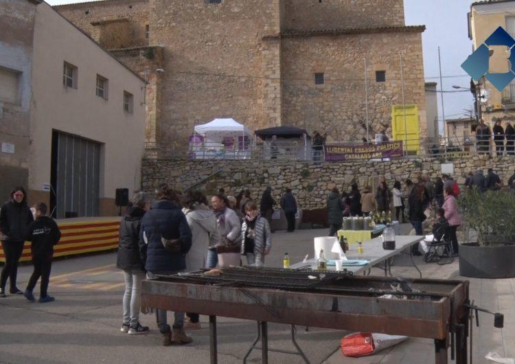 Os de Balaguer celebra la 9a Fira de les Aspres – Fira de la Suca amb una vintena de parades