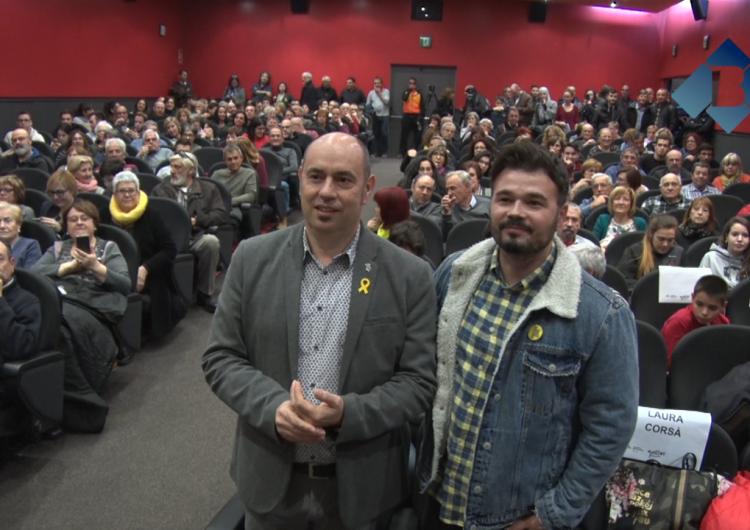 Jordi Ignasi Vidal repeteix com a candidat d'ERC a l'alcaldia de Balaguer