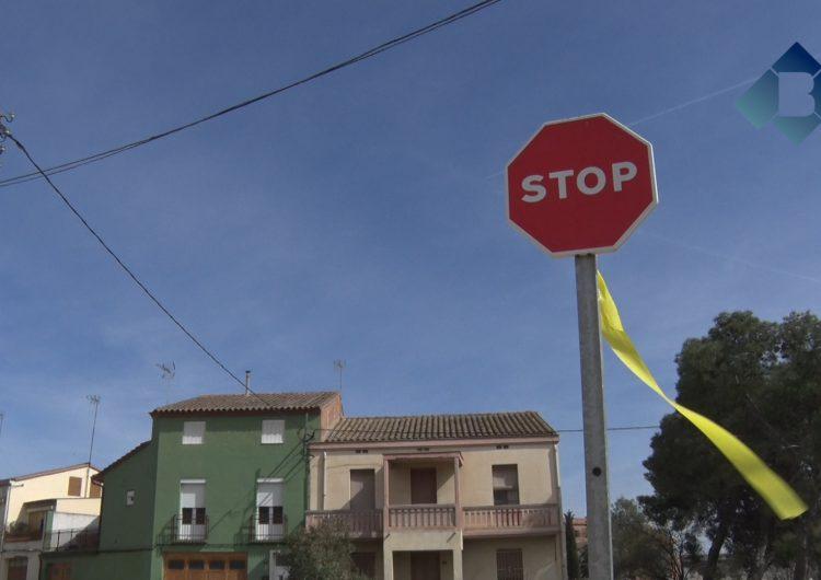"""Torrelameu catalanitzarà els senyals de """"STOP"""" del municipi"""