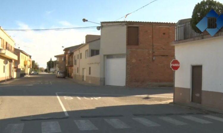"""Els veïns de Torrelameu vigilaran els nous senyals de """"Pareu"""""""
