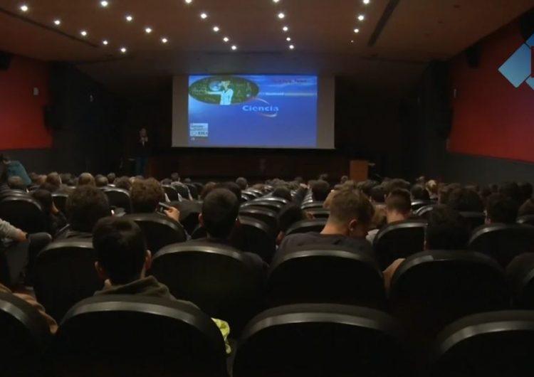 Els escolars de Balaguer participen a la setmana de la ciència