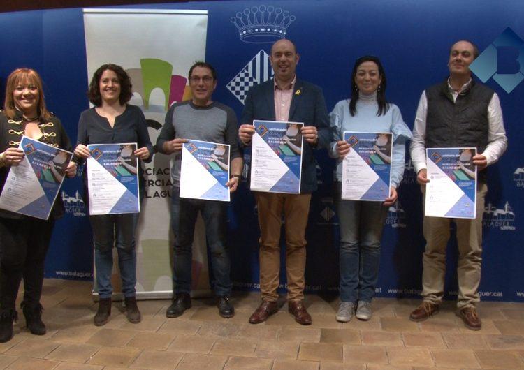 Balaguer es prepara per la 2a edició de la setmana del comerç