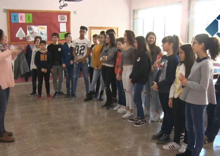 L'escola Vedruna de Balaguer implanta el programa TEI amb alumnes de primària i secundària