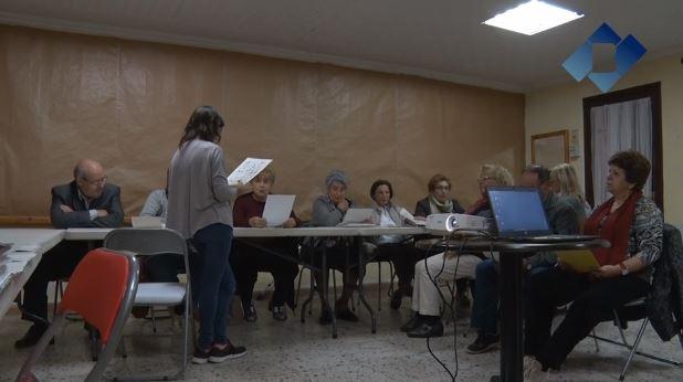 El Consell Comarcal i ASPID imparteixen tallers per la memòria a la gent gran de la comarca
