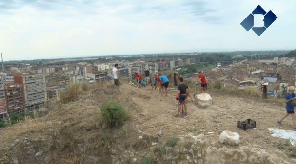 Comença el taller d'arqueologia Cota Zero del Museu de la Noguera