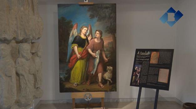 """Tobies i l'arcàngel Sant Rafel, la peça del mes de maig del programa """"A taula!"""""""