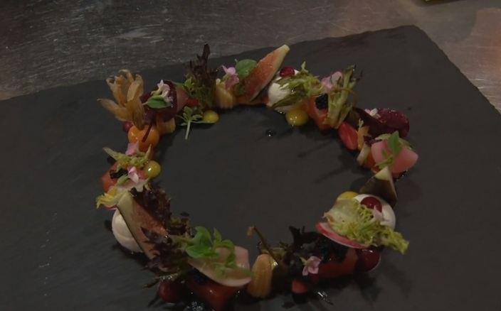 Toc de Xef 139: Amanida Corona del restaurant Tastet del Reng
