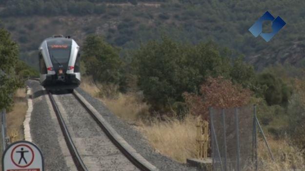 El tren de La Pobla augmenta un 73% el nombre de passatgers durant el 2017