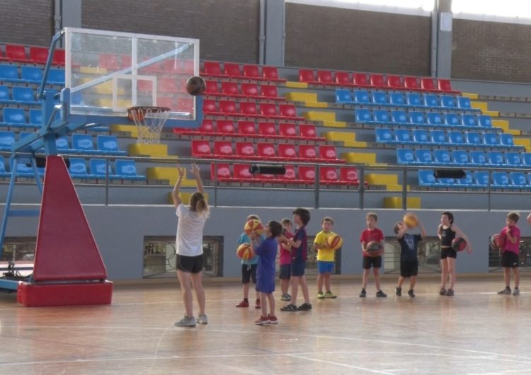 En marxa les estades esportives 'Triaesport' a Balaguer