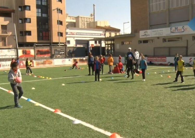 Balaguer acull la 2a trobada esportiva d'escoles rurals de la comarca