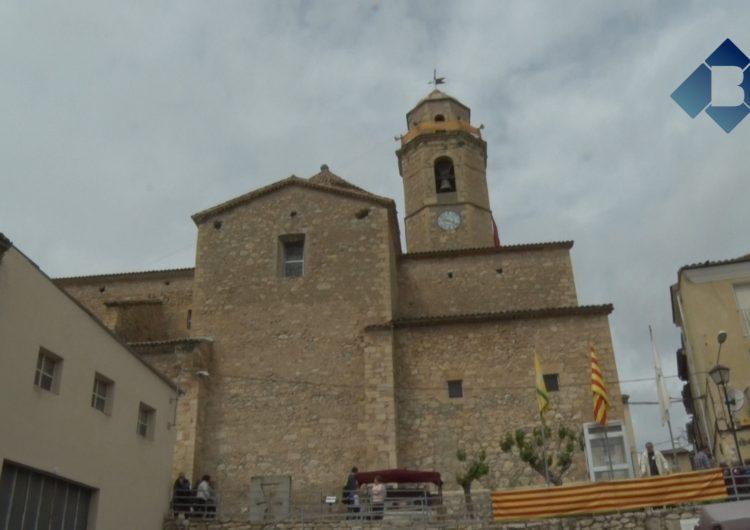 Os de Balaguer dedica una campana a Gaspar de Portolà i l'envia a Califòrnia