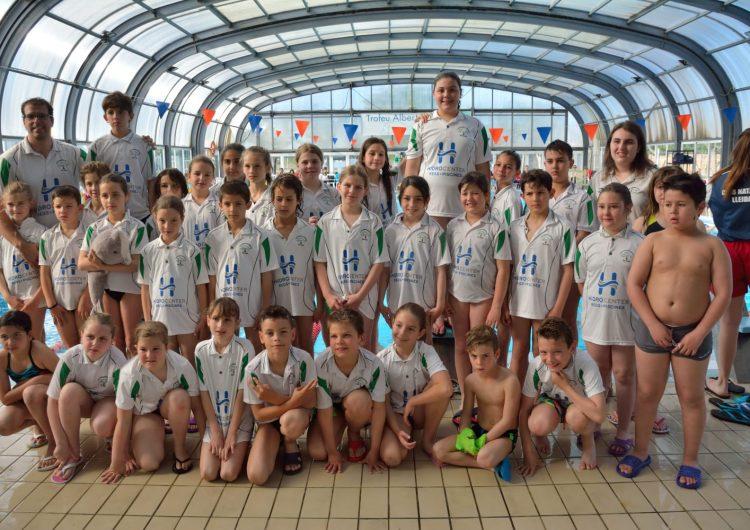 """La piscina municipal de Balaguer va acollir la 6a edició del """"Trofeu Albert Barri"""""""