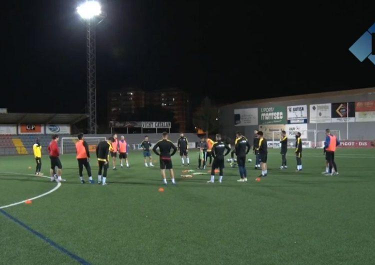 El CF Balaguer haurà de millorar la punteria si vol guanyar a Viladecans