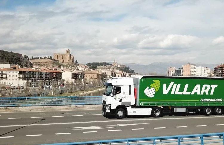 Villart Logístic incrementa la seva flota amb 13 unitats noves de Renault T520