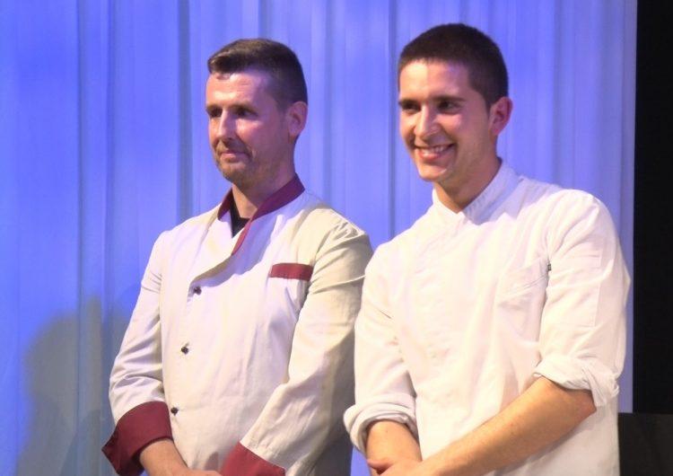 Vitaly Dovhenets i Jesús Gimena, guanyadors del III Concurs de Cuina de Proximitat de Fira Q