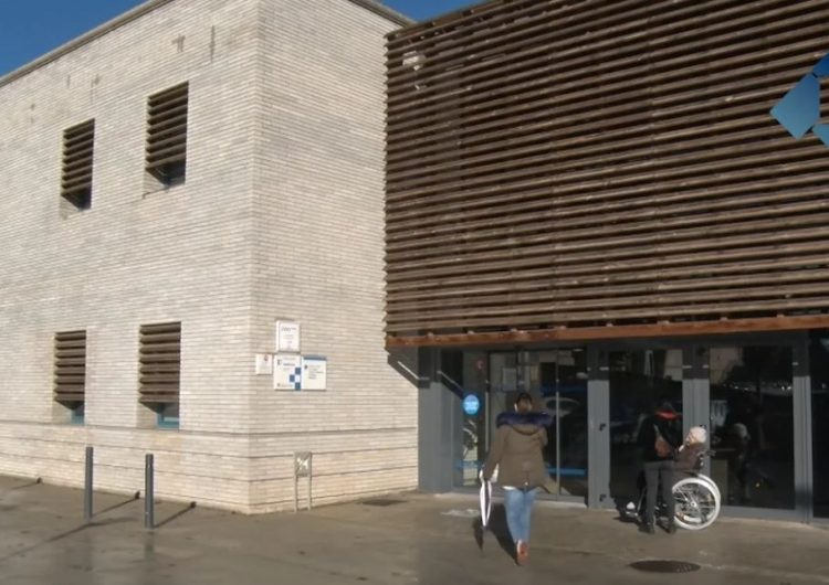 Primera jornada de vaga de metges d'atenció primària al CAP de Balaguer
