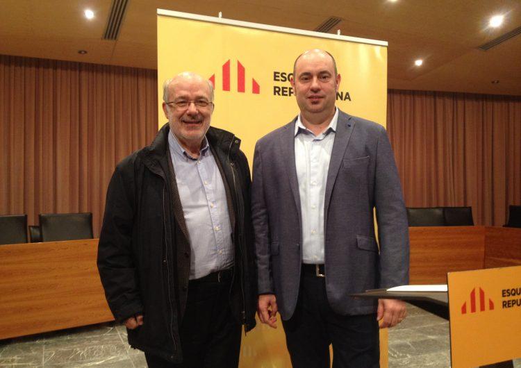 ERC Balaguer presenta Jordi Ignasi Vidal com a candidat a les properes Eleccions Municipals