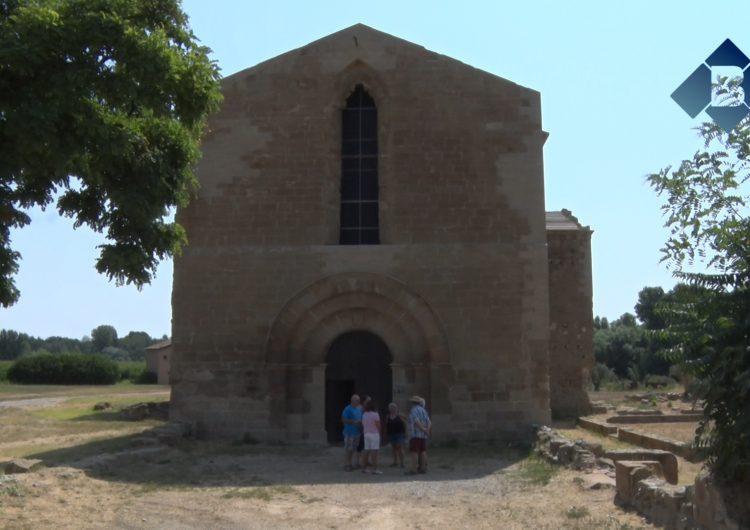 El monestir cistercenc de Les Franqueses obert al públic cada primer diumenge de mes