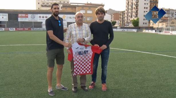 Xavier Gabernet i Juli Bergé tornen al CF Balaguer