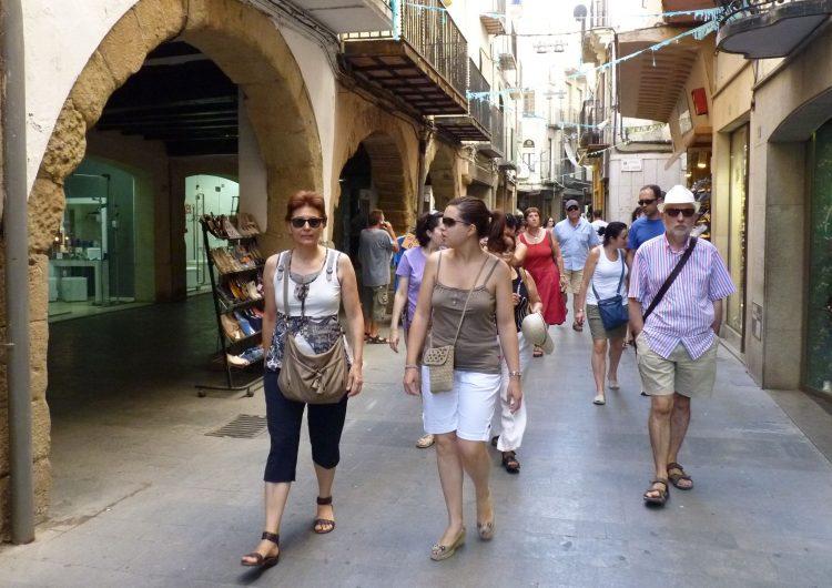 L'ajuntament de Balaguer ofereix cada divendres d'estiu visites guiades gratuïtes pel centre històric
