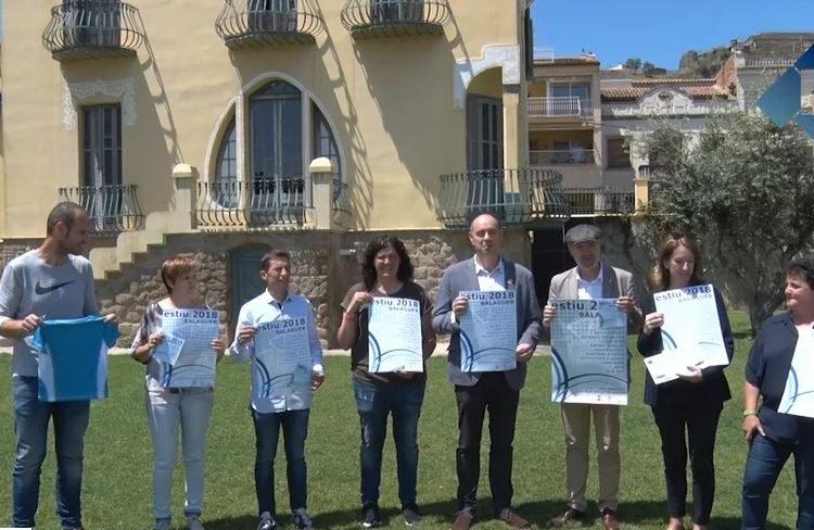 L'Ajuntament de Balaguer presenta el catàleg d'activitats d'estiu