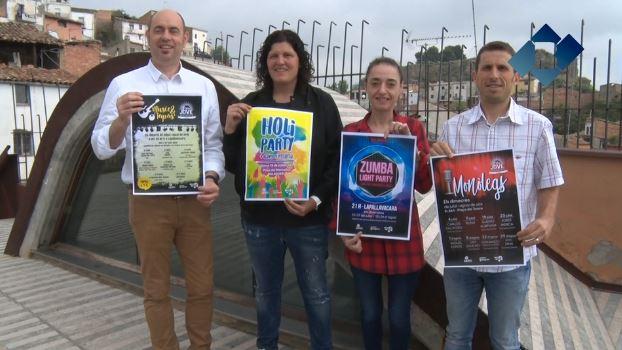 Balaguer organitza activitats d'oci per als vespres d'estiu amb algunes novetats