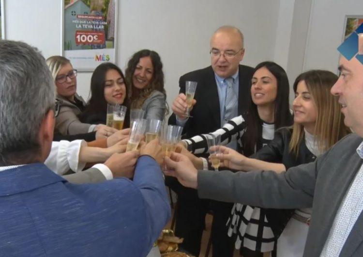 Adeslas SegurCaixa inaugura una nova oficina a Balaguer