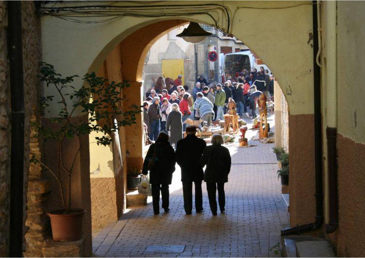 Àger celebra la XIX Fira Artesana aquest diumenge