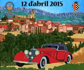 El ral·li de vehicles històrics Lleida-Àger celebra la 16a edició aquest cap de setmana