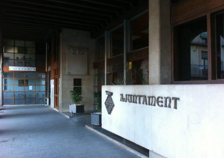 L'Ajuntament de Balaguer tanca l'exercici de 2012 amb resultat positiu