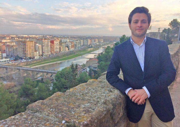 Albert López serà el cap de llista de Ciutadans-C's a Balaguer
