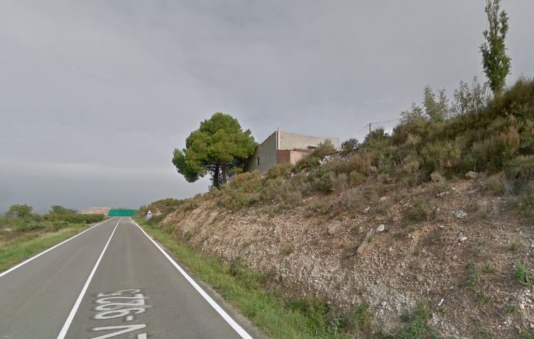 Mor una noia de Balaguer de 31 anys en sortir de la via amb el cotxe a Albesa