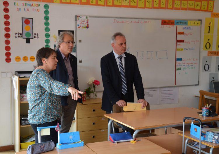 Ensenyament dóna llum verda per iniciar el procés de construcció de la nova escola d'Albesa