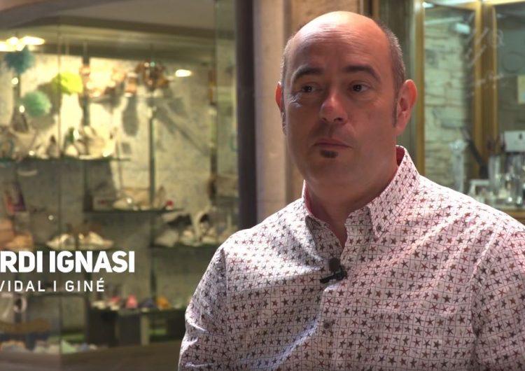 ERC Balaguer dona a conèixer el seu candidat, Jordi Ignasi Vidal, en un vídeo de campanya