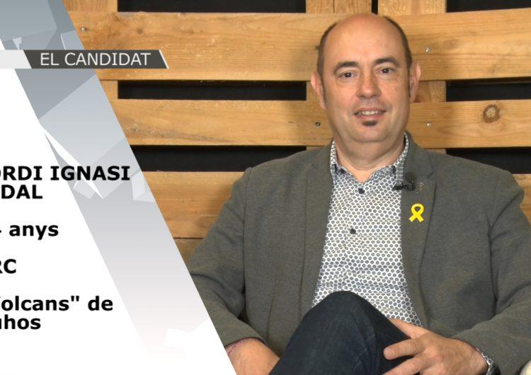 El Candidat – Eleccions Municipals 2019: Jordi Ignasi Vidal (ERC)